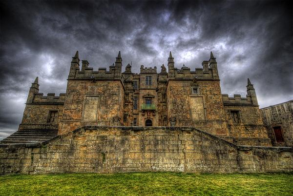 Bolsover Castle Print by Yhun Suarez