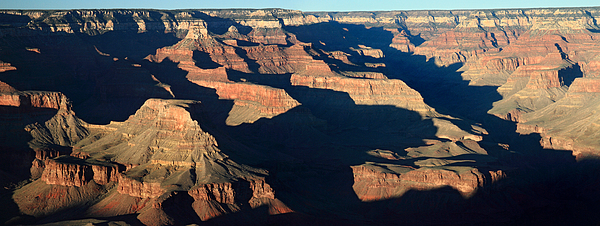 Grand Canyon National Park At Sunset Print by Pierre Leclerc Photography