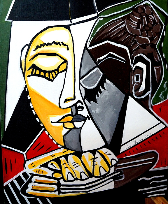Nora Shepley - Picasso By Nora