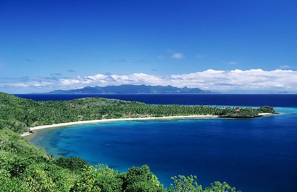 Fiji Wakaya Island Print by Larry Dale Gordon - Printscapes