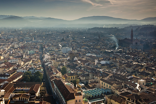 Florence Print by Andre Goncalves