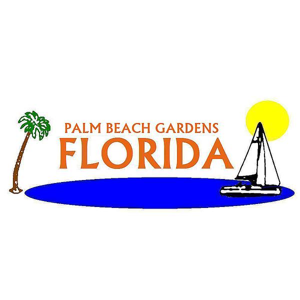 Palm Beach Gardens Florida Print By Brian 39 S T Shirts