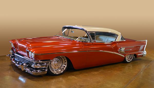 58 Buick Slammer By Bill Dutting