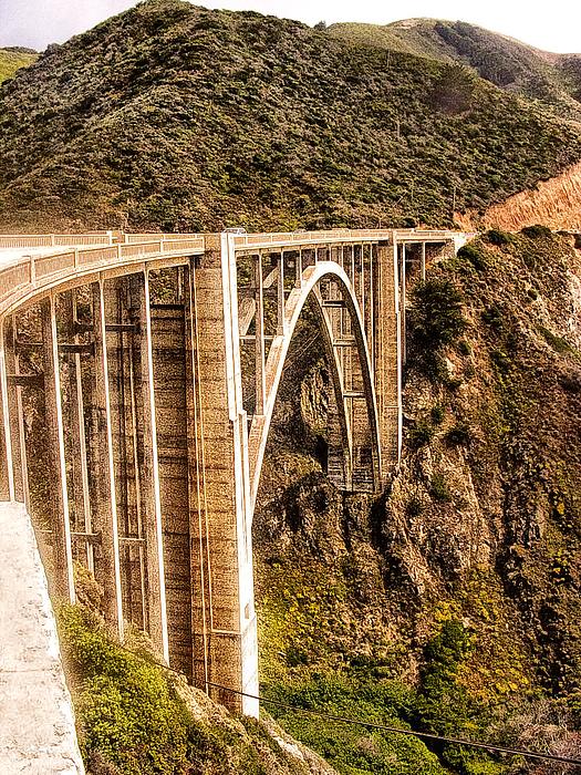 Chris Berry - 605 det  Big Sur Bridge 2