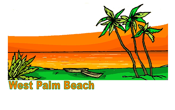west palm beach florida by brian 39 s t shirts
