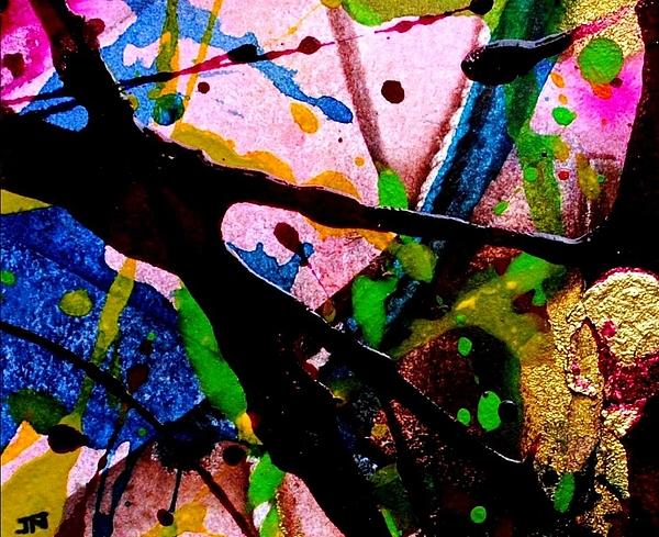 Abstract 48 Print by John  Nolan