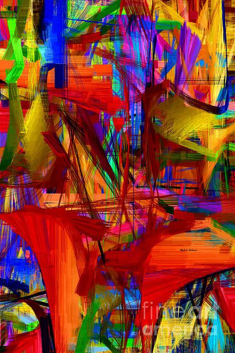 Rafael Salazar - Abstract 9050