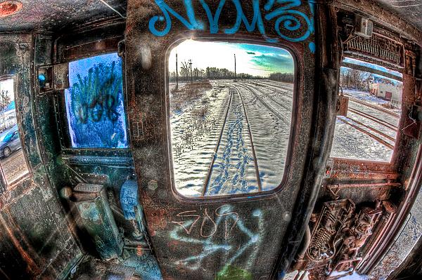Joshua Ball - Across the Tracks