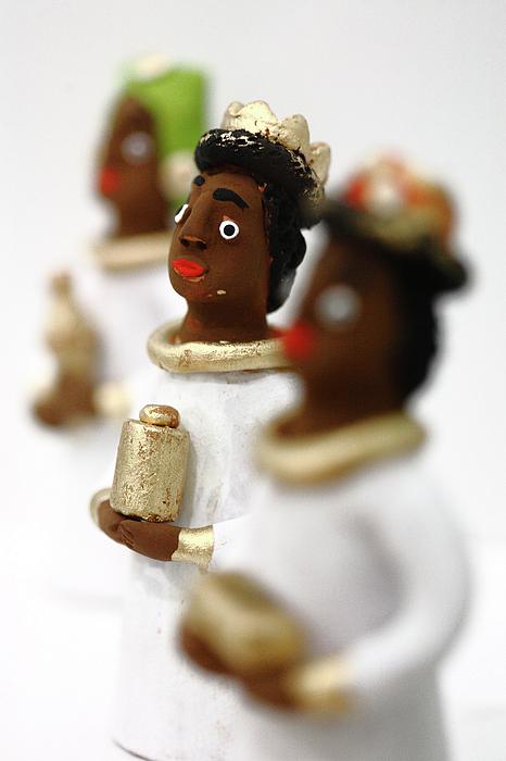 African Wise Men Print by Gaspar Avila