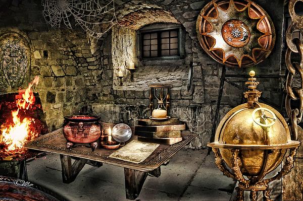 Mo T - Alchemist Chamber