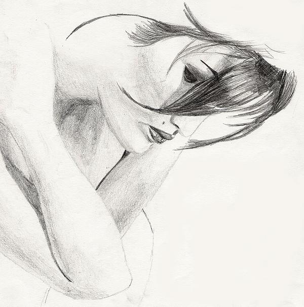 Alison Print by Michael McKenzie