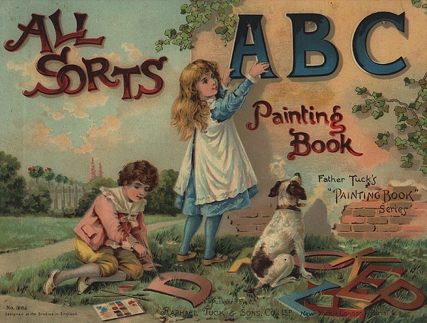 Reynold Jay - All Sorts ABC Painting Book