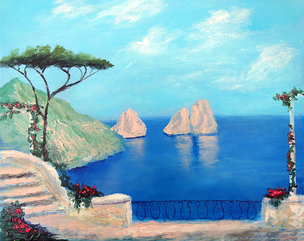 Larry Cirigliano - Amalfi  Beauty