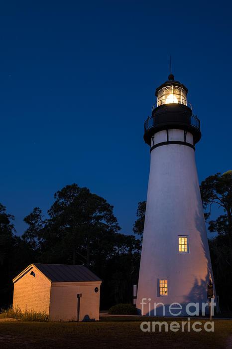 Fernandina Beach Fl Lighthouse