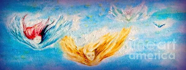Georgia Brushhandle - Angels In Flight