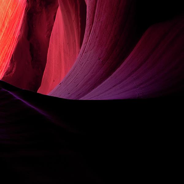 Gregory Ballos - Antelope Canyon Abstract