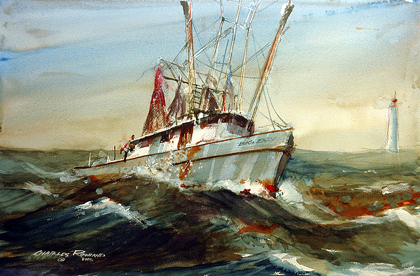Charles Rowland - Appalachicola Bound