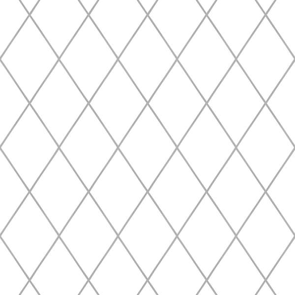 argyle diamond with crisscross lines in white n05 p0126