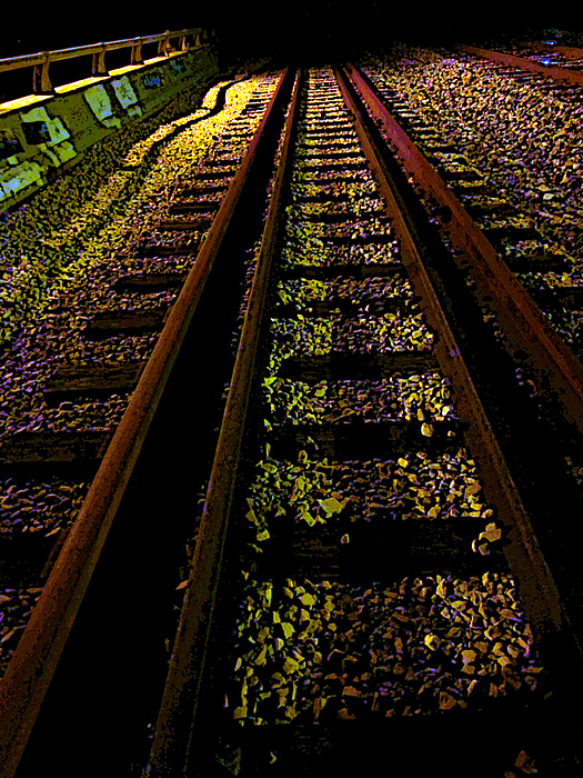 Guy Ricketts - At the End of a Railroad Track