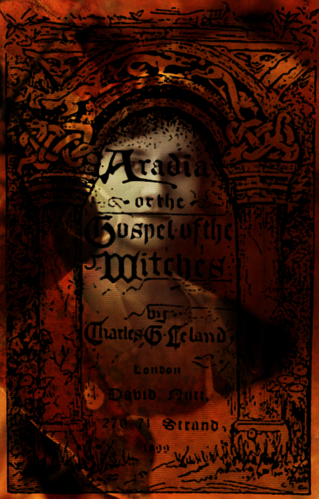 Autumn Aradia Witches Gospel Print by Rebecca Sherman