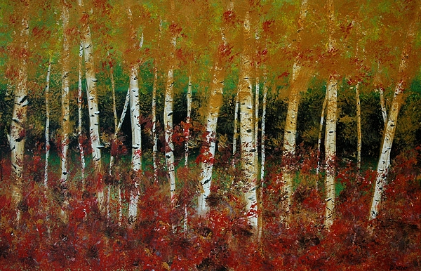 Debra Kent - Autumn Birch