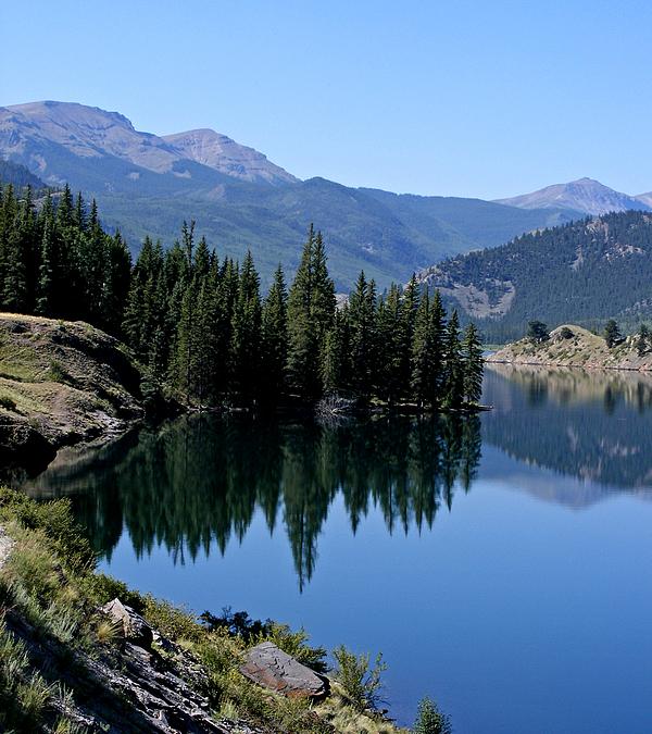 Kara Kincade - Backcountry Reflections