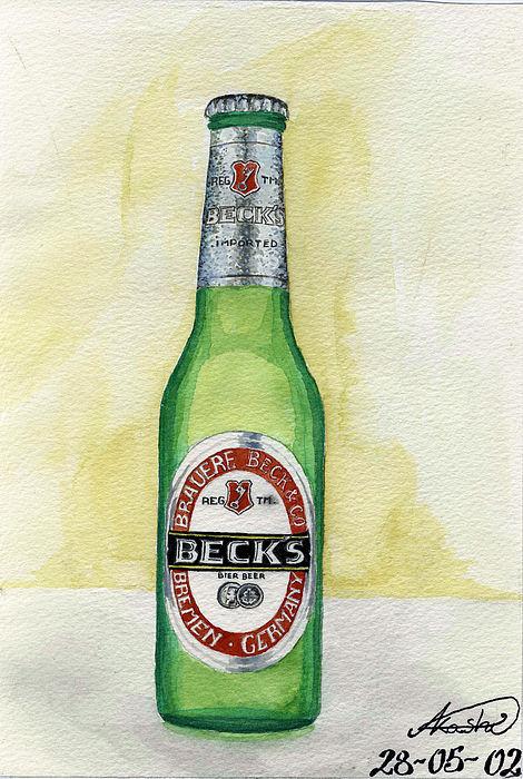 Alban Dizdari - Becks