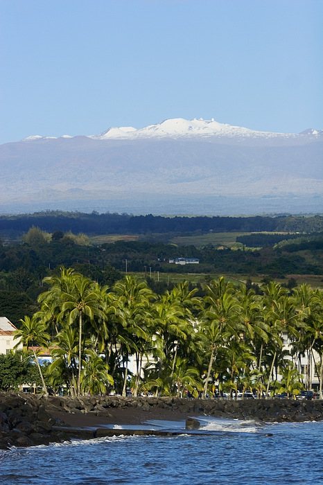 Big Island, Hilo Bay Print by Ron Dahlquist - Printscapes