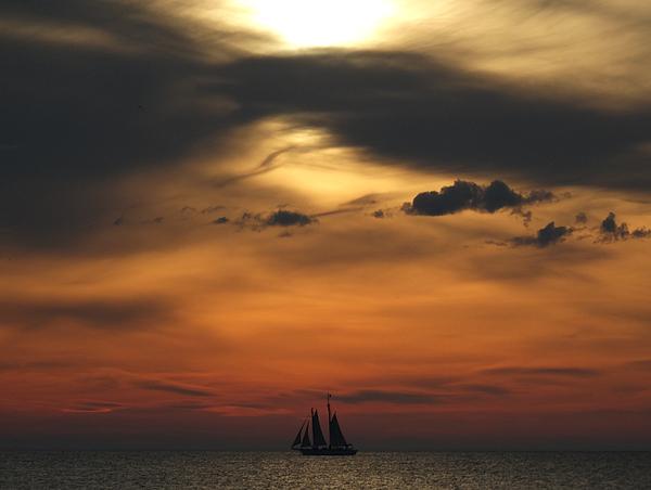 David T Wilkinson - Big Sky Sunset