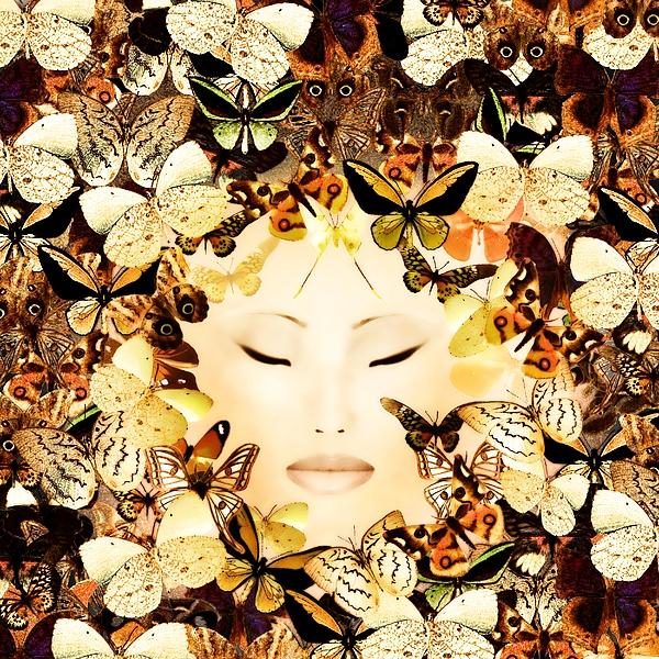 Bliss Print by Photodream Art