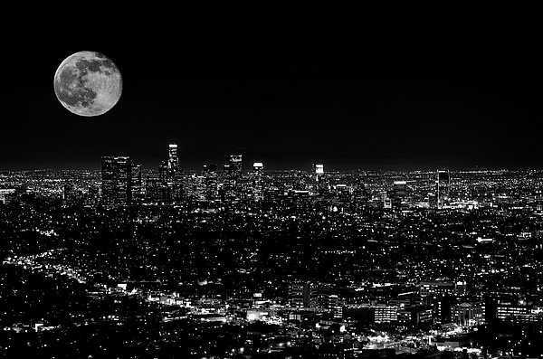 red moon los angeles - photo #7