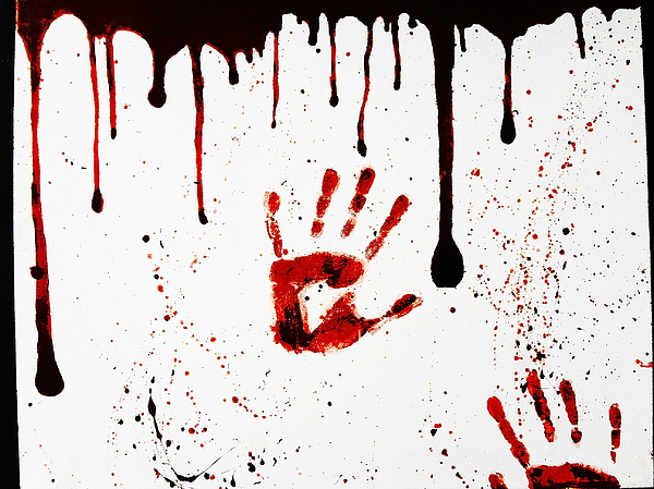 Blood On Your Hands by Kahleigh Mullins