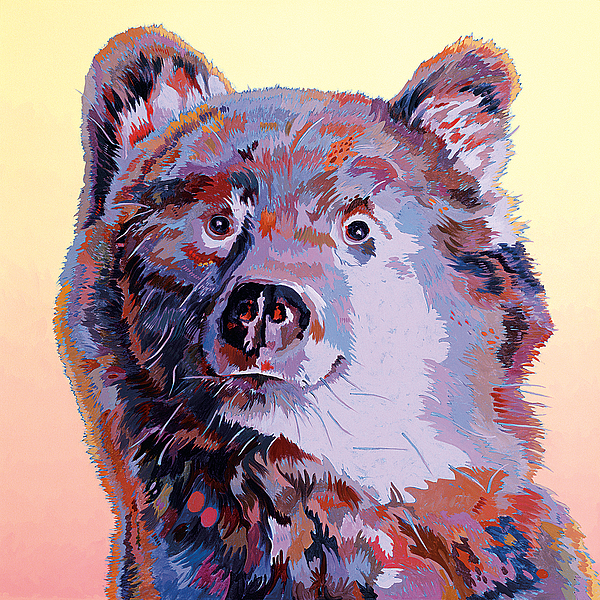 Bob Coonts - Blue Bear