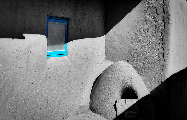 Jane Selverstone - Blue window