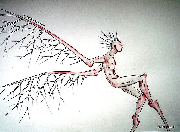 Body Intervention Print by Paulo Zerbato