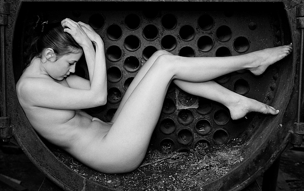 Boiler Print by Brad Alexander