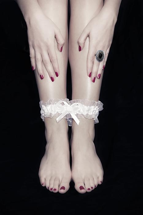 Bonded Legs Print by Joana Kruse