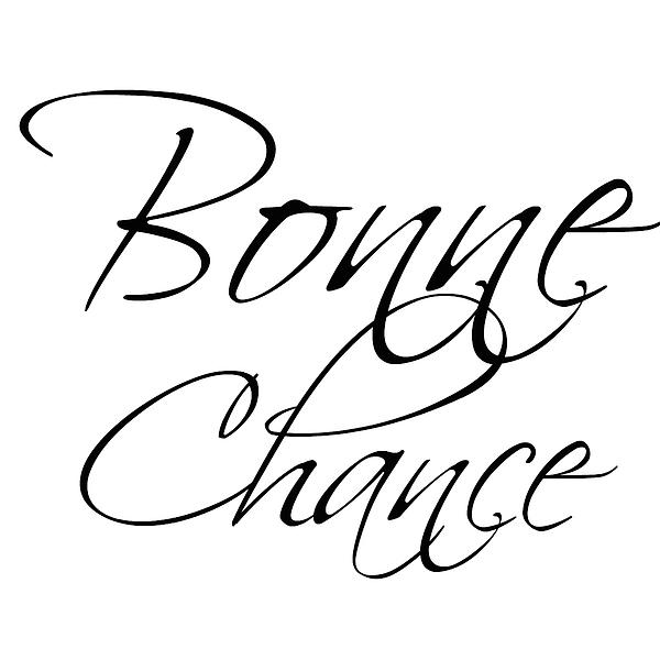 Bonne Chance Print by Alice Gipson