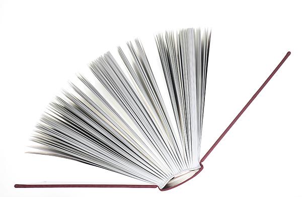 Book Print by Frank Tschakert