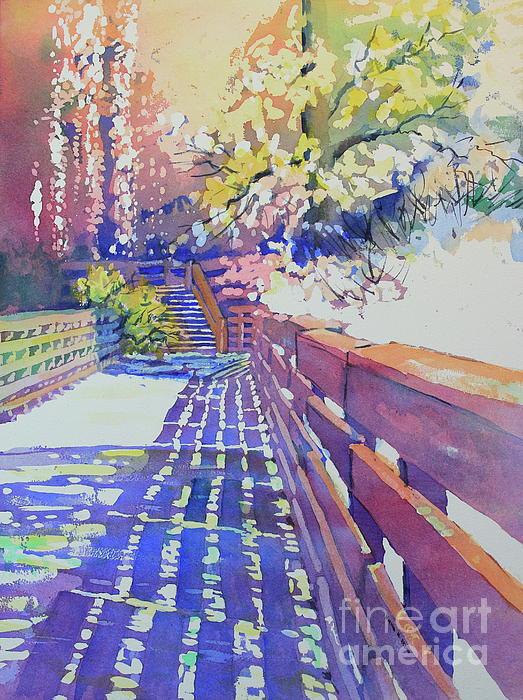 Marsha Reeves - Bridge to Tranquility III