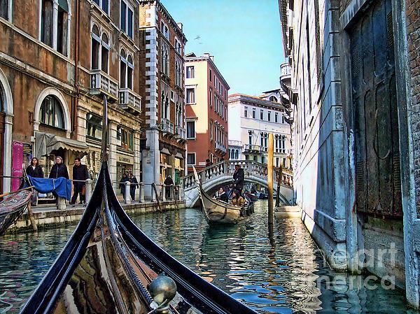 Roberta Byram - Busy Canal