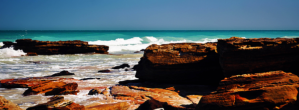 Cable Beach Broome Print by Phill Petrovic
