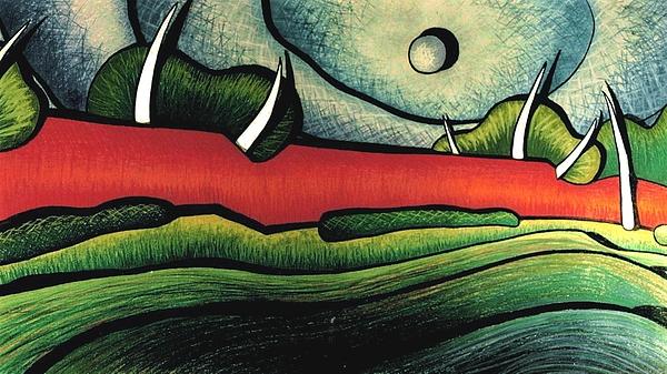 C.a.n. View Print by Jason Charles Allen