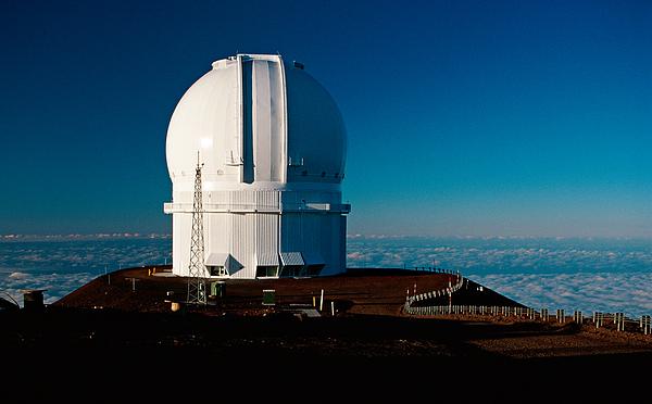 Canada France Hawaii Telescope 2 Print by Gary Cloud