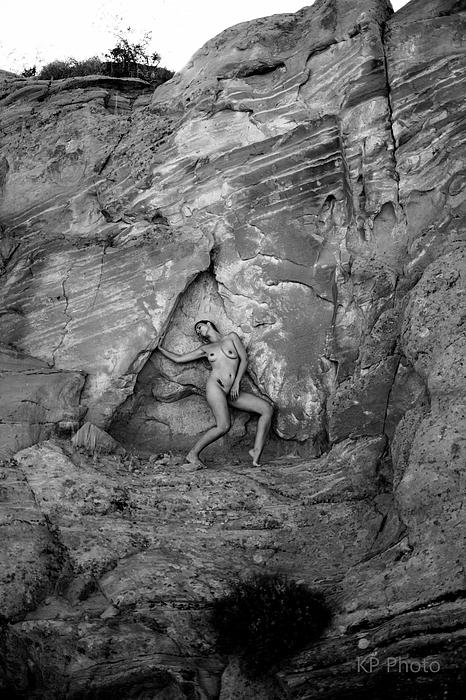 Sydney Riccella Kitzmiller - Canyon Swirl