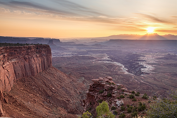 James BO  Insogna - Canyonlands Sunrise