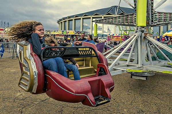 Maria Coulson - Carnival Ride