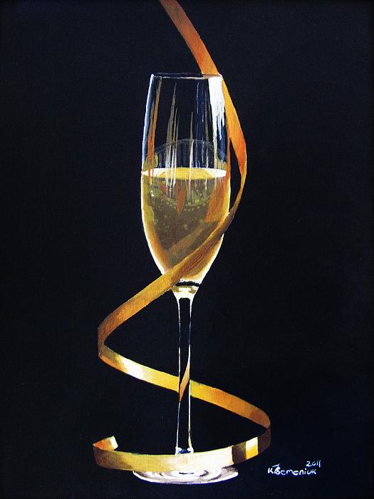 Celebrations Print by Kayleigh Semeniuk