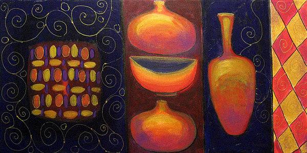 Ceramics Print by Aliza Souleyeva-Alexander