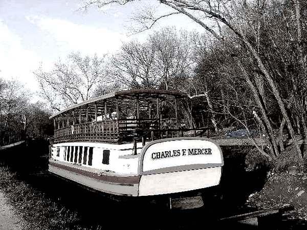Charles E Mercer - Great Falls Md Print by Fareeha Khawaja